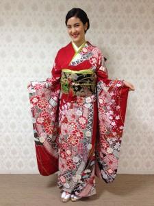 Shiki kimonossa