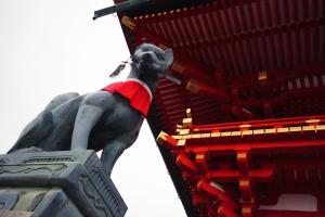 Kyoto Fushimi Inari Taisha - photo Anne Repo