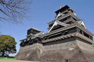 Kumamoton vanha linna
