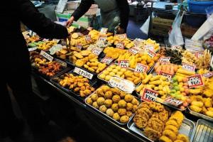 Yanagibashi Rengo Market, Fukuoka