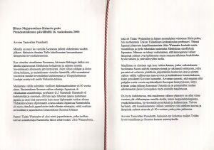 SJY Keisaripuhe-2000-05-26